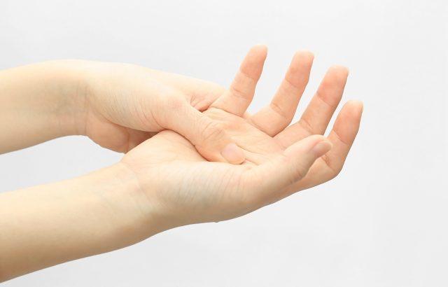手足がしびれるときにおすすめの漢方